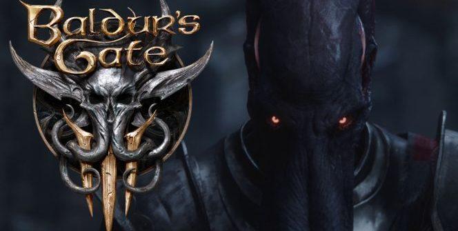Baldur's Gate III - Cela fait longtemps que la version de base de Baldur's Gate II n'est pas sortie (c'était en septembre 2000 ...), et maintenant - bien qu'une équipe de développeurs différente soit derrière elle - la suite est à venir!