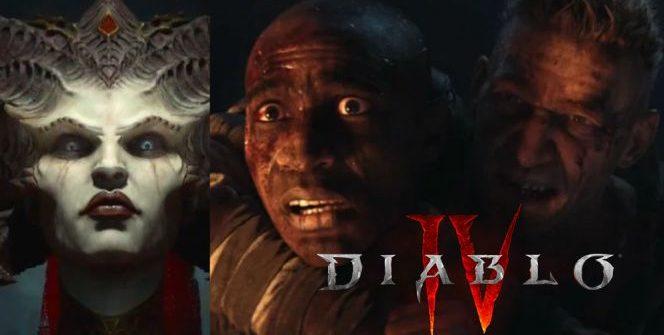 Diablo IV - Une cinématique colossale et une bande-annonce de gameplay pour Diablo 4 montrent en action ce jeu pour PC, Xbox One et PS4.